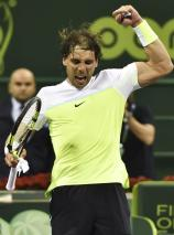 Rafael Nadal beats Andrey Kuznetsov to reach Qatar Open semi-finals (1)
