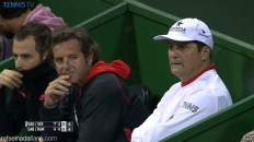 Rafael Nadal has two coaches uncle Toni and Francisco Roig