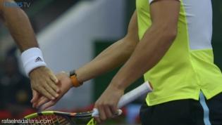 Rafael Nadal loses doubles opener with Fernando Verdasco in Doha Qatar (3)