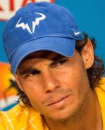 Spanish player Rafael Nadal speaks with members of the media during a player press conference ahead of the Australian Open tennis tournament at Melbourne Park, in Melbourne, Australia, 16 January 2016. The Australian Open tennis tournament runs from 18 to 31 January 2016. (Tenis) EFE/EPA/FILIP SINGER