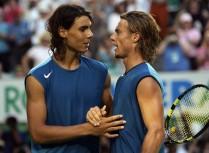 Rafael Nadal says goodbye to Lleyton Hewitt (3)