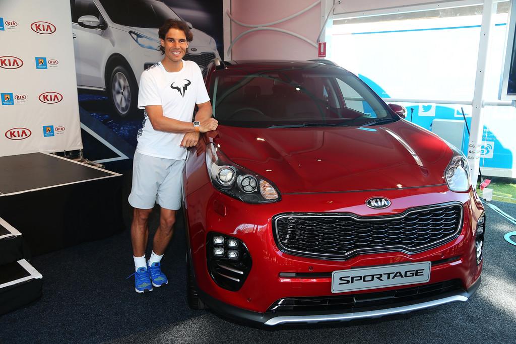 Rafael Nadal S Car
