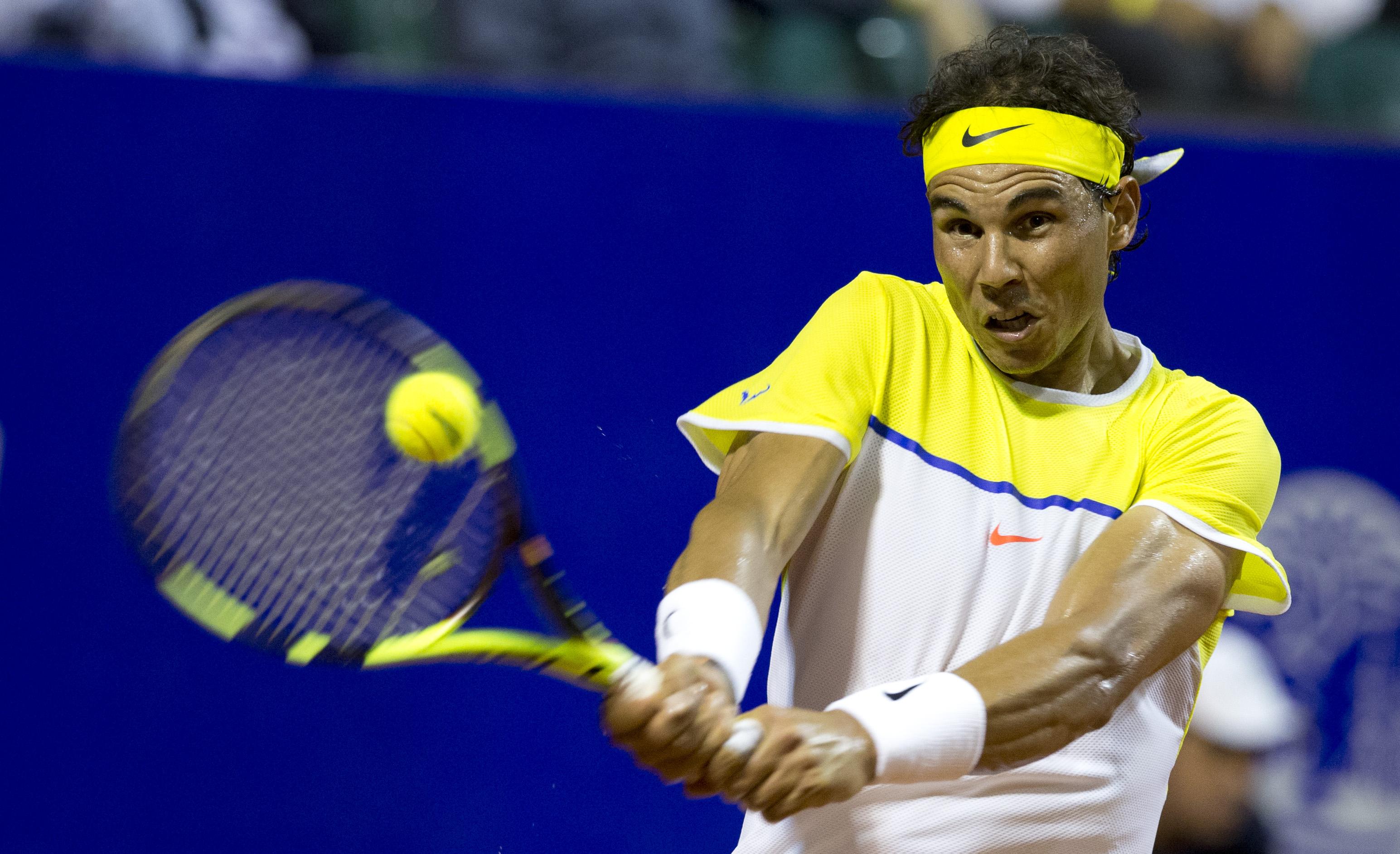 Nadal: Rafael Nadal Beats Juan Monaco To Reach Argentina