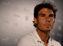 Rafael Nadal of Spain attends a press conference during a ATP Rio Open 2016 at Jockey Club Rio de Janeiro on February 15, 2016 in Rio de Janeiro, Brazil. (Feb. 14, 2016 - Source: Buda Mendes/Getty Images South America)