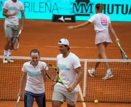 Photo via Madrid Open