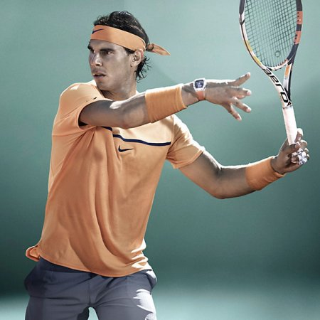 503e6735d6 Rafael Nadal s Nike outfit for the 2016 clay season