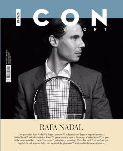 Rafael Nadal covers Icon El Pais (April 30, 2016)