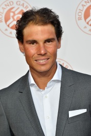 PARIS, FRANCE - MAY 19: Rafael Nadal attends the Roland Garros players' party at Grand Palais on May 19, 2016 in Paris, France. (Photo by Aurelien Meunier/Getty Images)