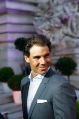 PARIS, FRANCE - MAY 19: Rafael Nadal attends the Roland Garros Players' Party at Grand Palais on May 19, 2016 in Paris, France. (Photo by Julien Hekimian/Getty Images)