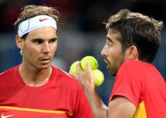Marc Lopez and Rafael Nadal Advance to Olympic Tennis Doubles Quarterfinals (3)