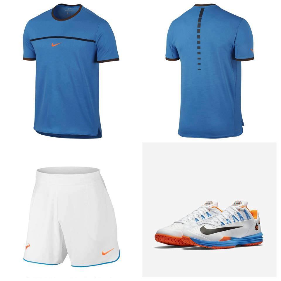 [PHOTOS] Hereu2019s what Rafael Nadal will wear on court at the 2016 US Open u2013 Rafael Nadal Fans