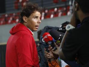Rafael Nadal refuses to give up his Olympic dream
