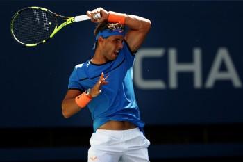 Rafael Nadal safely through to round two of US Open (6)