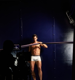 Rafael Nadal shows off his insane body in Tommy Hilfiger underwear (2)