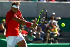 Rafael Nadal will play for bronze medal after losing to Juan Martin del Potro (7)