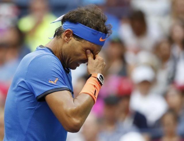 "Rafael Nadal: ""I lost an opportunity to have a very good event here. I am sad for that"""