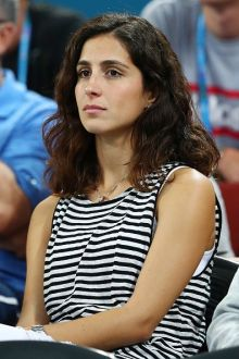 Maria Francisca Perello on day three of the 2017 Brisbane International at Pat Rafter Arena on January 3, 2017 in Brisbane, Australia. Chris Hyde/Getty Images
