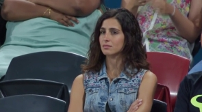 rafael-nadal-girlfriend-maria-francisca-perello-in-the-stands-watching-her-man-against-milos-raonic-in-brisbane-qf