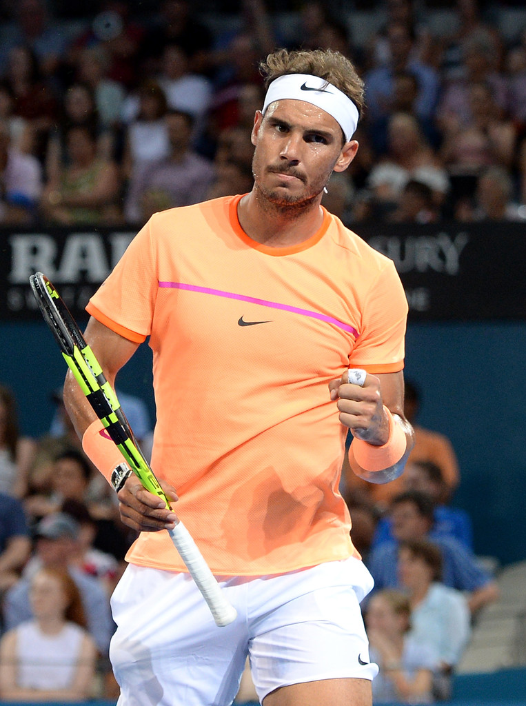 Rafael Nadal loses to Milos Raonic in Brisbane quarters – Rafael Nadal Fans