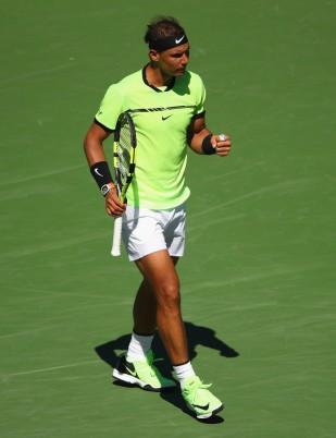 Rafael Nadal reaches Indian Wells third round (2)