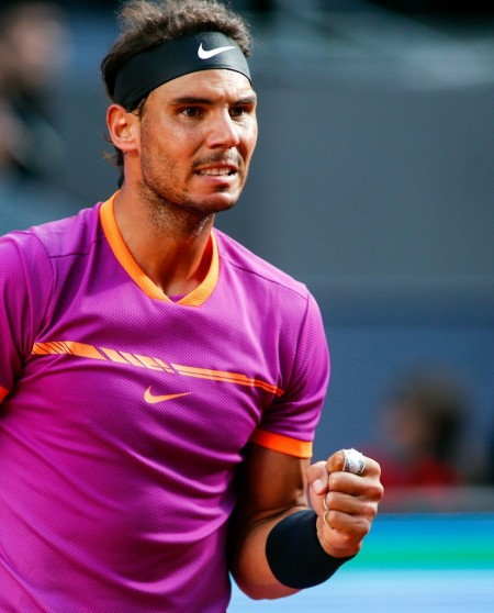 Rafael Nadal defeats Dominic Thiem for fifth Madrid title 2017 (1)