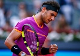Rafael Nadal defeats Dominic Thiem for fifth Madrid title 2017 (3)