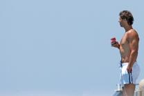 Rafael Nadal enjoys summer vacation on a yacht (7)