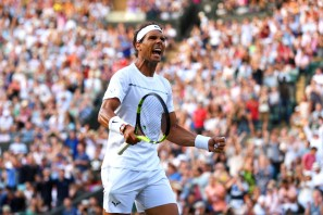 Rafael Nadal loses in five-set thriller against Gilles Muller at Wimbledon 2017 (15)