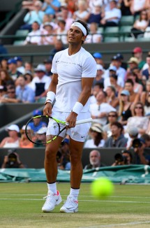Rafael Nadal loses in five-set thriller against Gilles Muller at Wimbledon 2017 (3)
