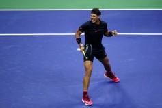 Rafael Nadal defeats Taro Daniel in four sets to reach US Open third round (13)