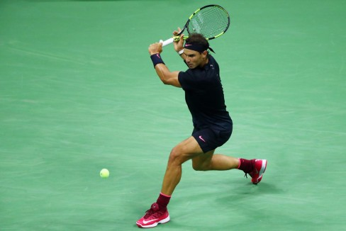 Rafael Nadal defeats Taro Daniel in four sets to reach US Open third round (16)