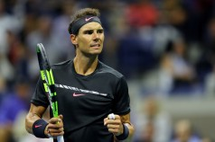 Rafael Nadal defeats Taro Daniel in four sets to reach US Open third round (2)