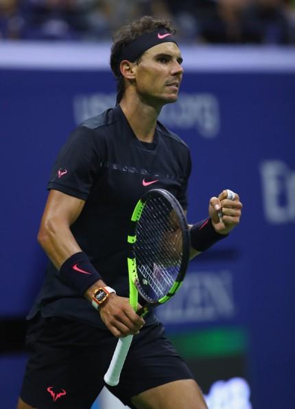 Rafael Nadal defeats Taro Daniel in four sets to reach US Open third round (31)