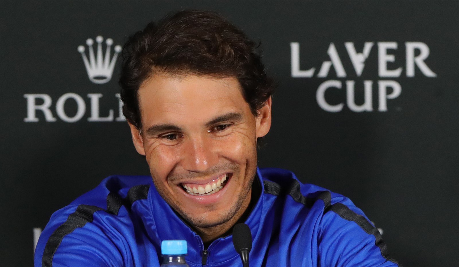 Laver Cup Day One: What time does Rafael Nadal play in ...