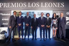 Rafael Nadal awarded at Premio Los Leones 2017 El Espanol (3)