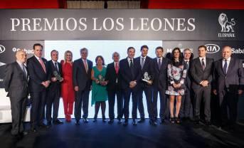 Rafael Nadal awarded at Premio Los Leones 2017 El Espanol (4)