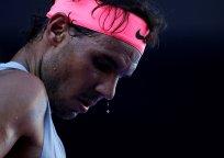 EPA2194. MELBOURNE (AUSTRALIA), 17/01/2018.- El tenista español Rafa Nadal durante el partido de segunda ronda contra el argentino Leonardo Meyer en el Abierto de Australia en Melbourne (Australia) hoy, 17 de enero de 2018. EFE/ Mark Cristino