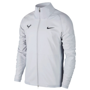 Rafael Nadal Nike jacket for 2018 Australian Open