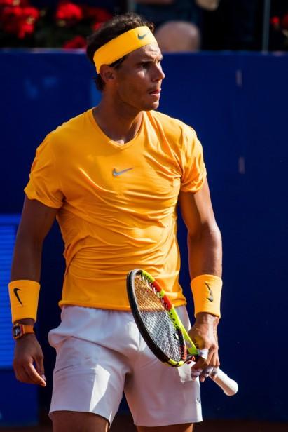 Rafael Nadal beats Guillermo Garcia-Lopez to reach Barcelona Open quarterfinals 2018 (2)