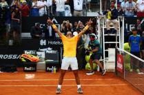 Rafael Nadal Beats Alexander Zverev to Win 2018 Italian Open Final (1)