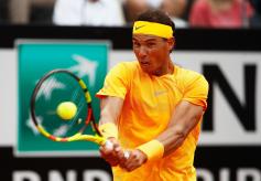 Rafael Nadal beats Fabio Fognini in Rome 2018 Italian Open QF (8)
