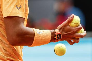 Rafael Nadal beats Gael Monfils in Madrid 2nd round (3)