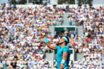 Rafael Nadal Beats Guido Pella in 2nd Round of 2018 French Open (16)