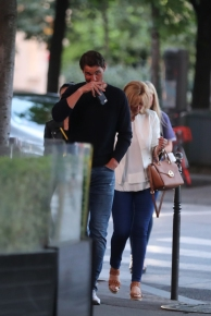 Rafael Nadal and girlfriend Maria Francisca Perello together with the rest of his family and friends in Paris 2018 (7)