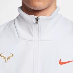 Rafael Nadal Nike jacket 2018 Wimbledon (1)