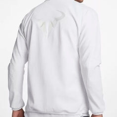 Rafael Nadal Nike jacket 2018 Wimbledon (3)