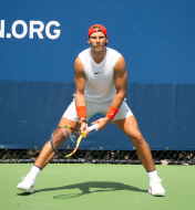 Nadal practicing 2018 US Open (10)