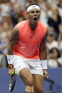 Nadal vs Khachanov 2018 US Open photo (4)
