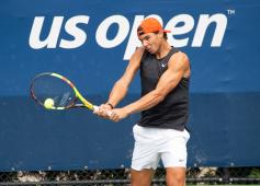Rafa Nadal practices at US Open 2018 (13)