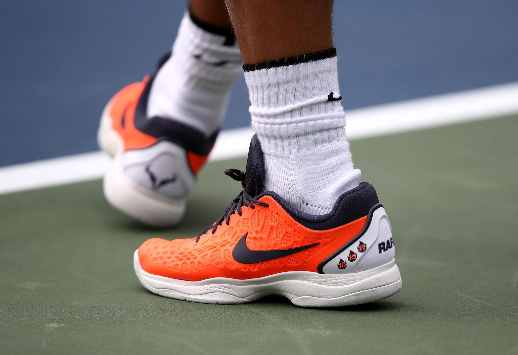 2018 Nike Rafael Us Open Nadal Shoes – Fans TJF1lKc